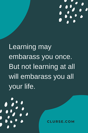 learning and success