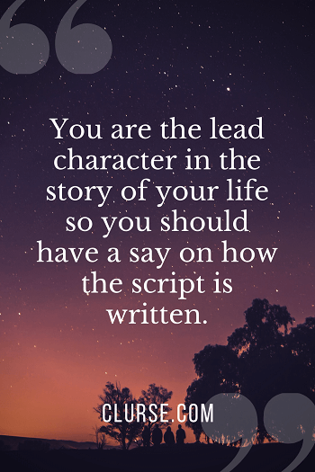LIfe story lead character